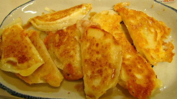 チーズ餃子