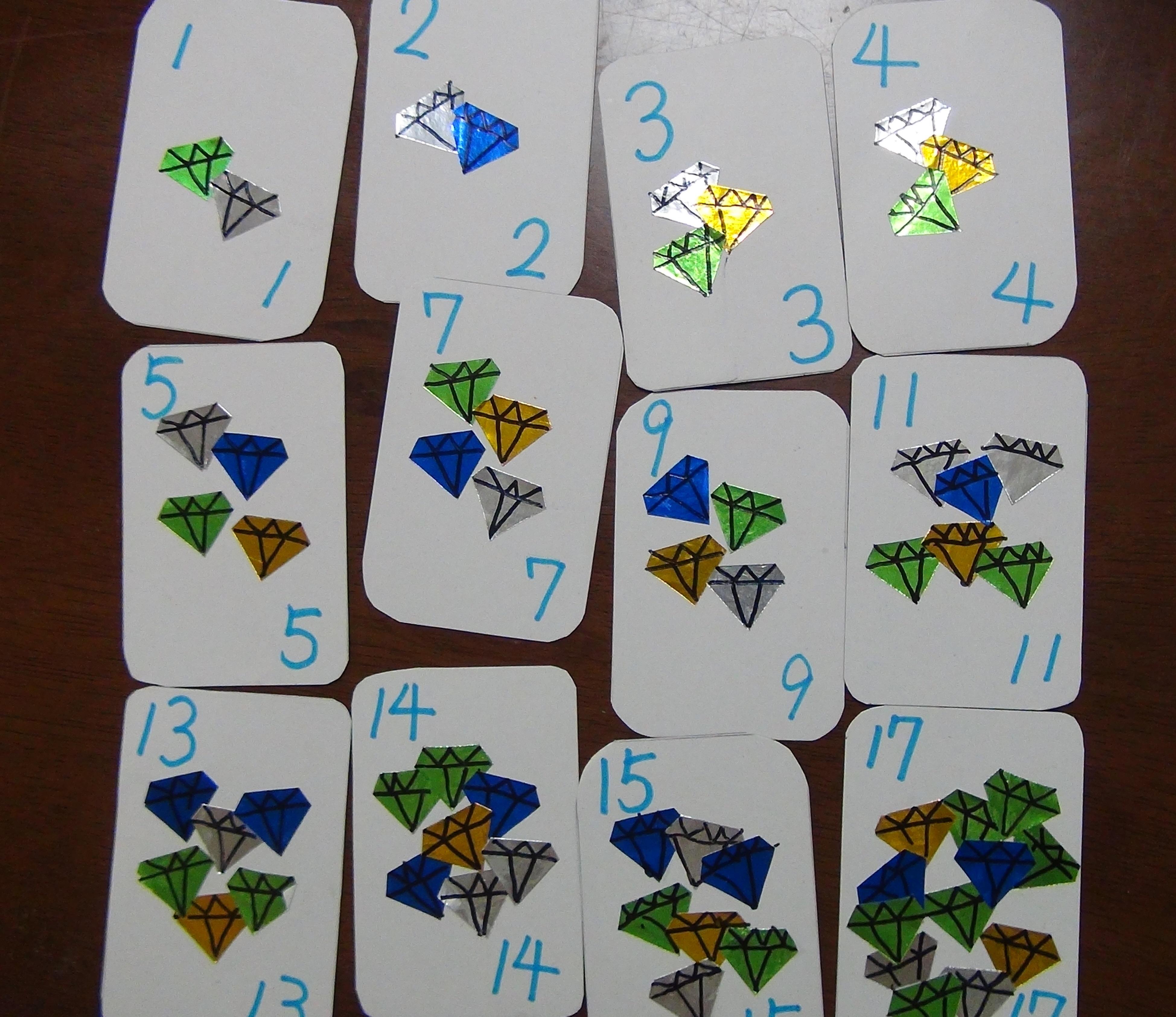 宝石カード